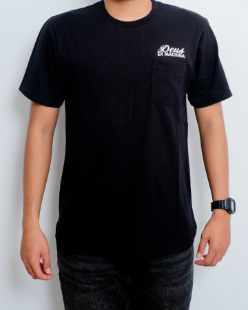 Canggu Address Tee - Black - 61774