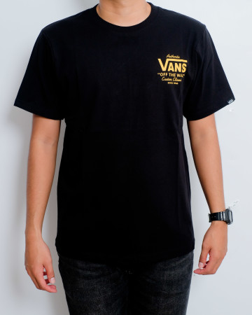 HOLDER STREET T-SHIRT - Black - 61791
