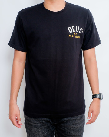 Revival Tee Int - Black - 62060