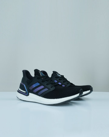Adidas Ultra boost 2020 ISS US National Lab - Black Violet White - 13664