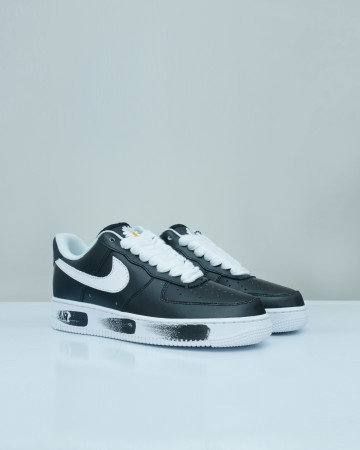 Nike Airforce 1 Low G-Dragon - Black White - 13663