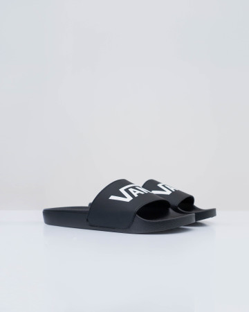 Vans mens slide - Black - 13582