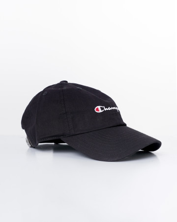 Champions Baseball cap Summer Caps - Black - 62095