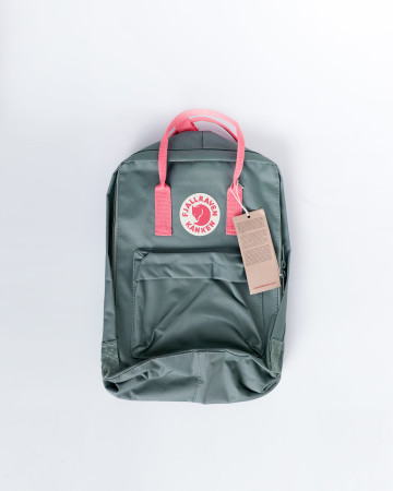 Fjallraven Kanken Classic Backpack - Green - 62099