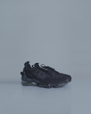 Nike Air VaporMax 2020 Flyknit - Black Dark Grey Black - 13696