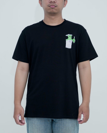 Rnd Trash & Treasure Tee-Black 62220