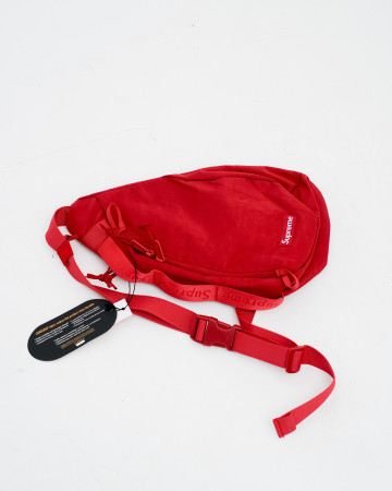 Supreme Sling Bag-Red  - 62246
