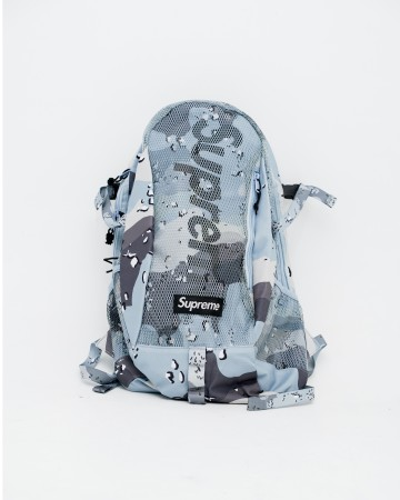 Supreme Backpack Bag-Blue - 62236