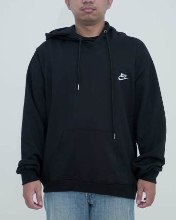 Nike Sportswear Club Fleece-Black/Black/White 62229