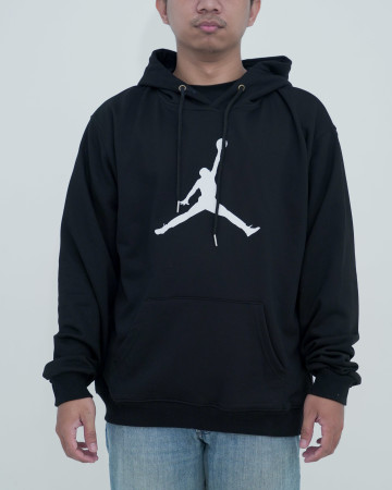 Jordan Jumpman Logo-Black/White 62230