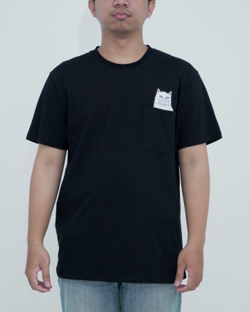 Rnd Lord Nermaphobe Pocket Tee -Black - 62216