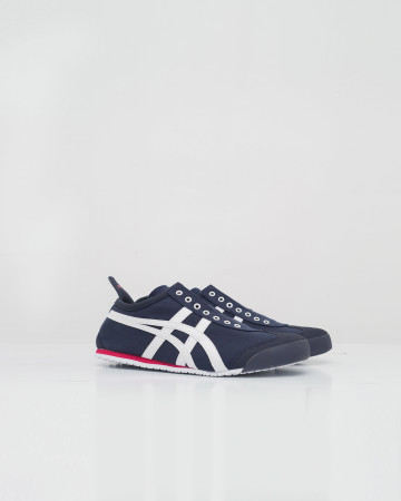 Onitsuka Tiger Mexico 66 Slip On - Navy White - 13728