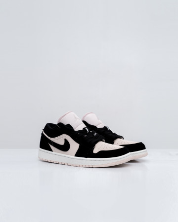 Nike Air Jordan 1 Low - Black/Guava Ice-White - 761006