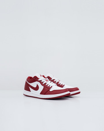 Jordan 1 Low Gym Red White (Gs) - 761021