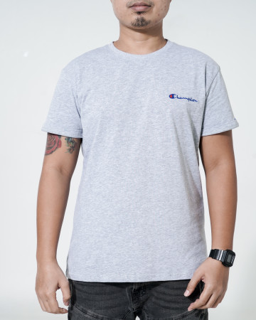Champion T Shape T-Shirt - Grey - 766002