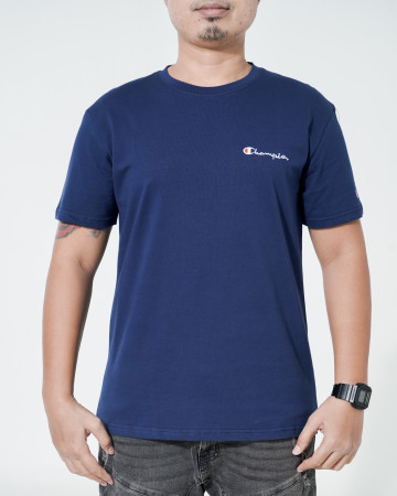 Champion T Shape T-Shirt - Navy - 766004
