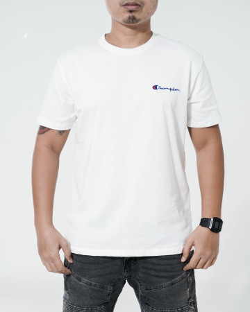 Champion T Shape T-Shirt - White - 766001