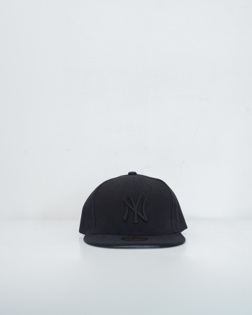 Snapback New Era New York Yankees - All Black 62264