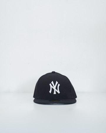 Snapback New Era New York Yankees - Triple Black - 62265