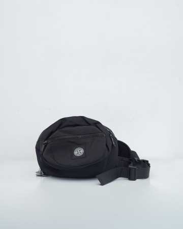 Stone Island Bum Bag - Black - 62284