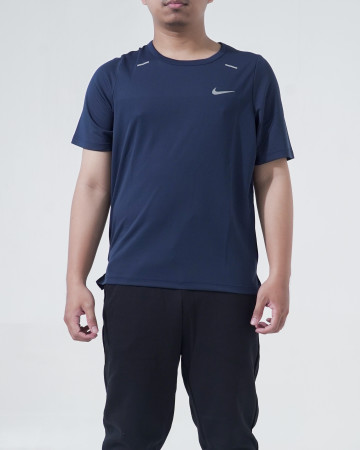 Nike Rise 365 Top - Navy / Silver [CJ5421-430] - 62282