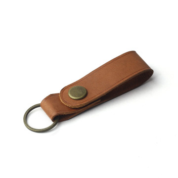 LEATHER KEYCHAIN 2