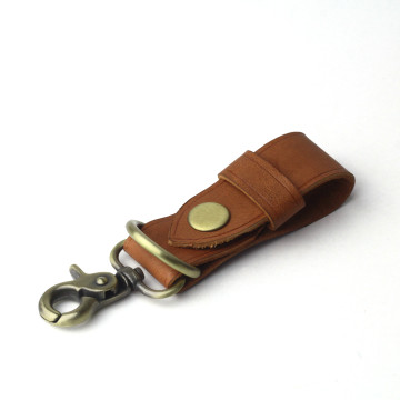 LEATHER KEYCHAIN 7