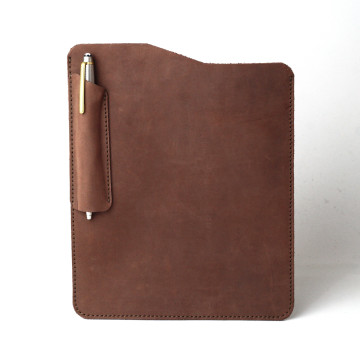 Bian Ipad Case Crazy Horse Dark Brown