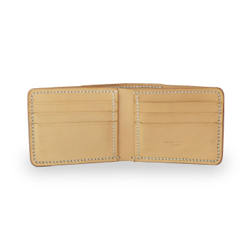 Mahakam Wallet Studio Natural