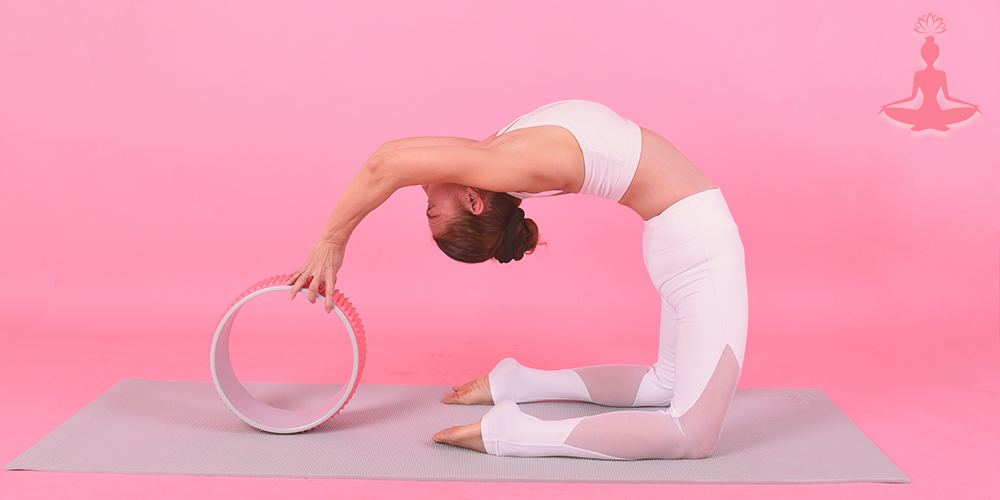 Happyfit Yoga Wheel