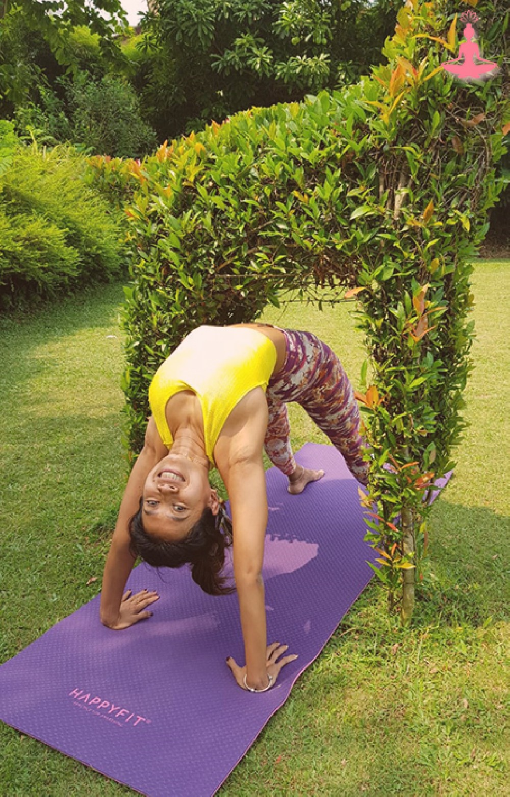 Matras Yoga Happyfit 6