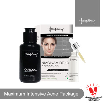 Maximum Intensive Acne Package