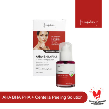 Humphrey AHA BHA PHA + Centella Peeling Solution