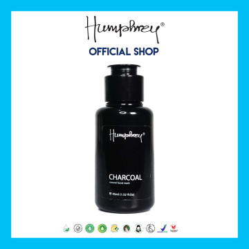 Humphrey Charcoal Natural Facial Wash 45ml