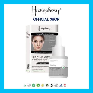 Humphrey Niacinamide 10% + Hyarulonic Acid Serum