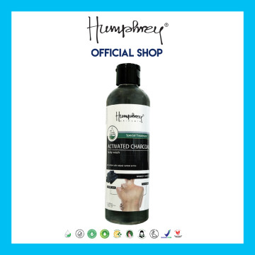 """Activated Charcoal """"Detox"""" Body wash 250ml"""