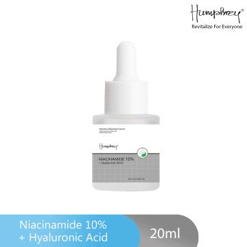 Humphrey Niacinamide 10% + Hyaluronic Acid Serum