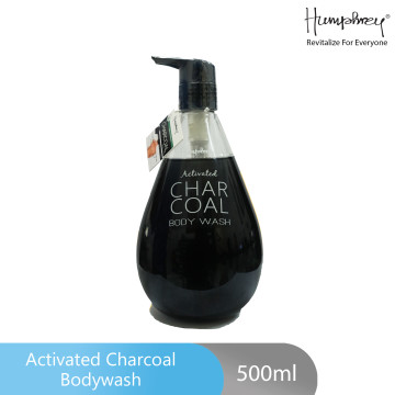 """Activated Charcoal """"Detox"""" Body wash 500ml"""