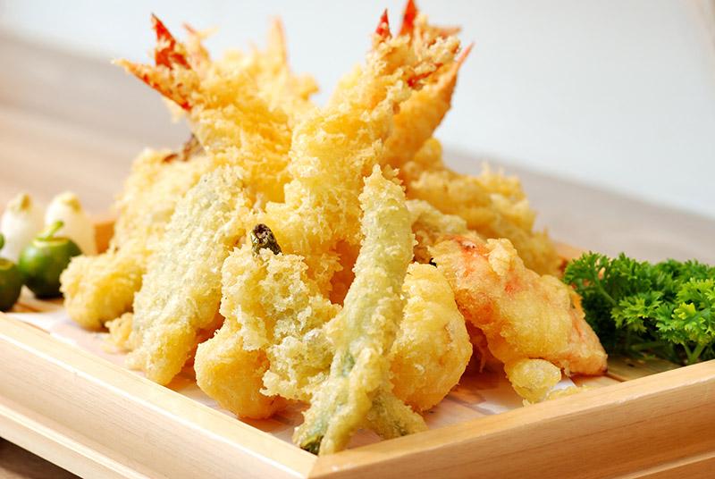 Tempura Makanan Khas Jepang image