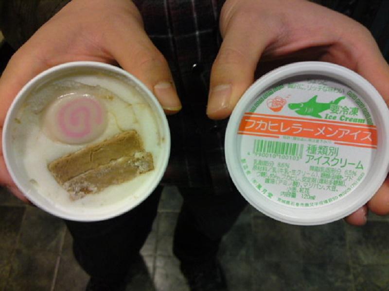 Ajib! 10 Es Krim di Jepang Ini Anehnya Nendang Banget! image