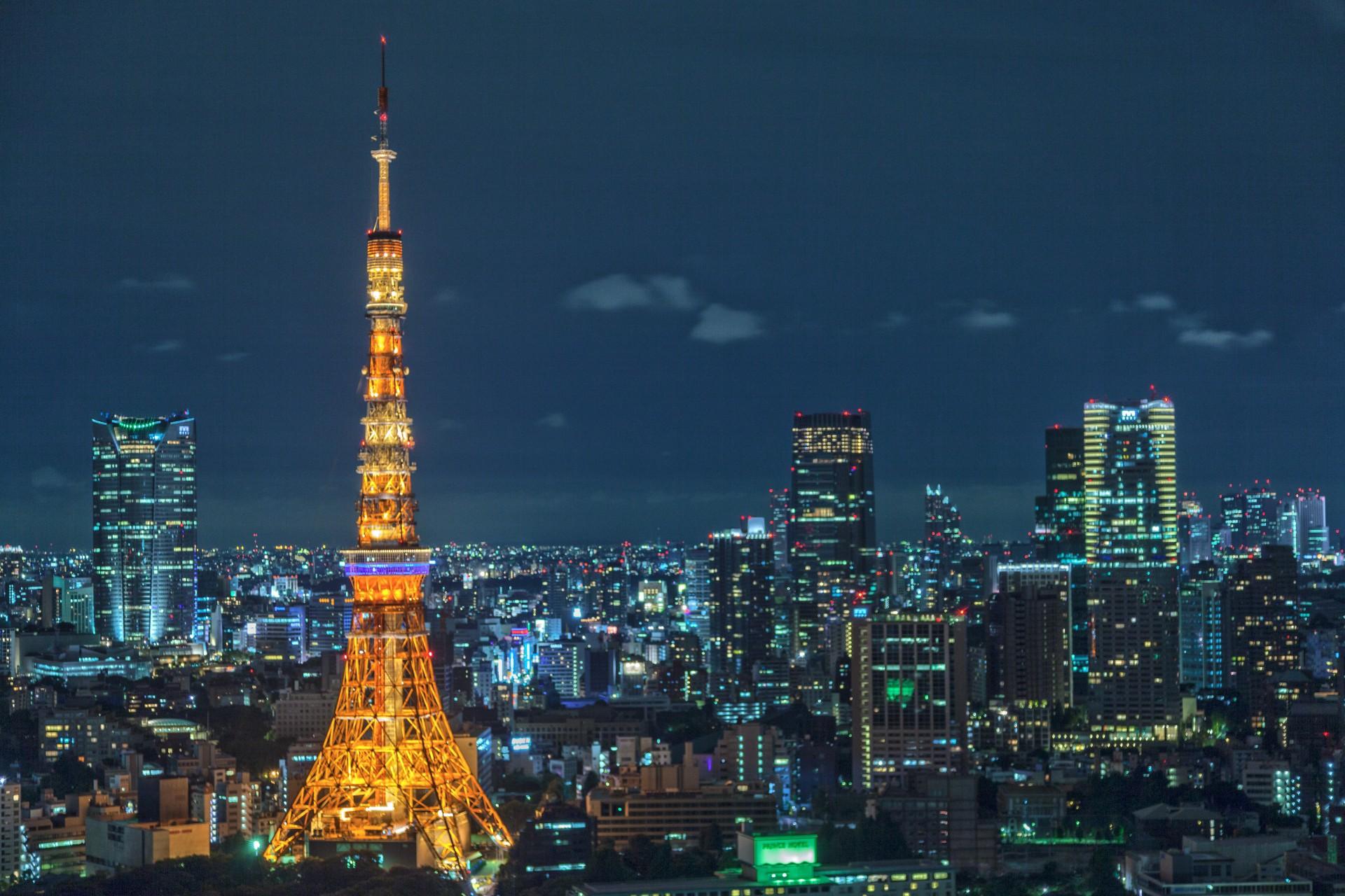 Tokyo, Kota Metropolitan Terbesar Di Dunia image