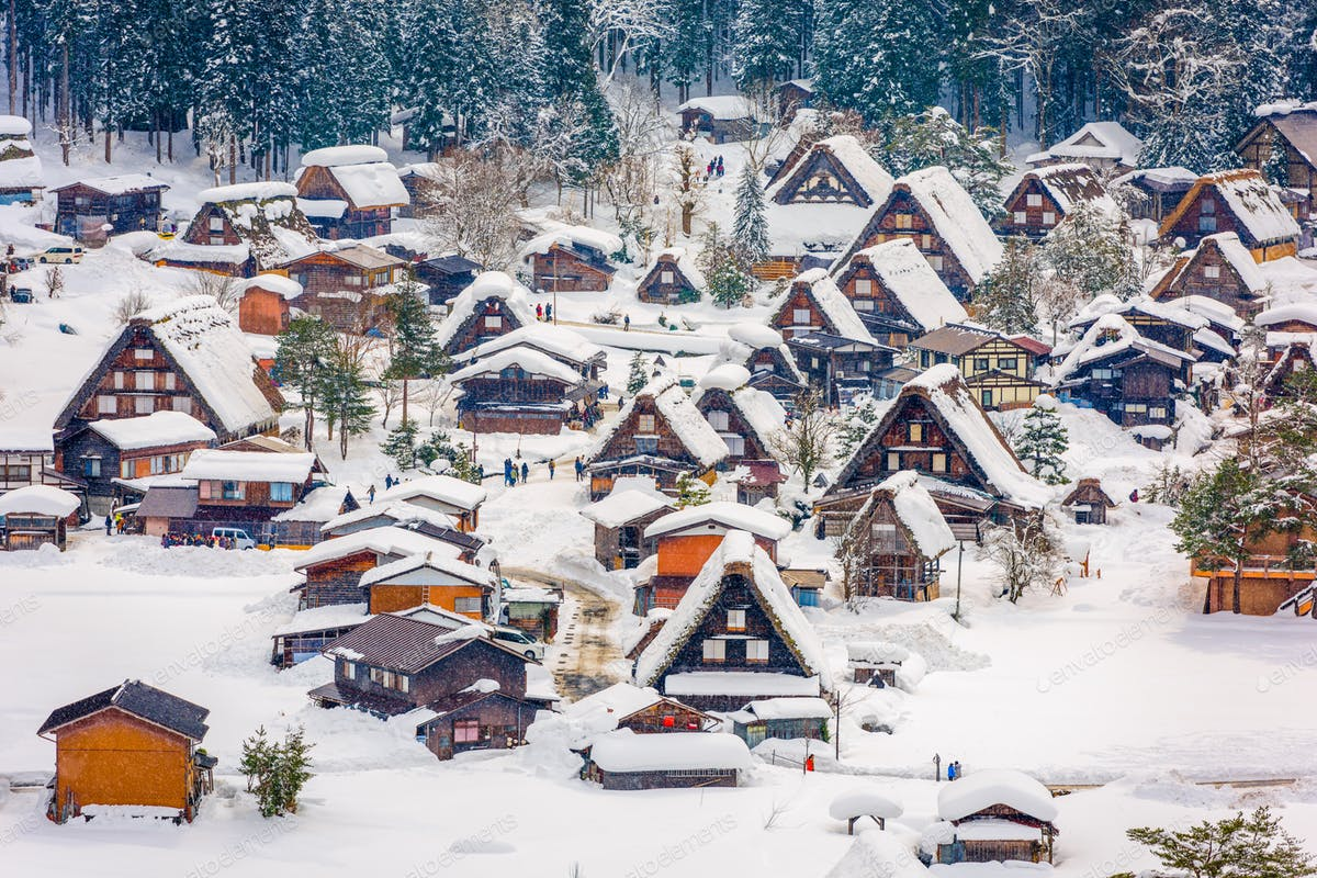 7 Destinasi Musim Dingin di Jepang image