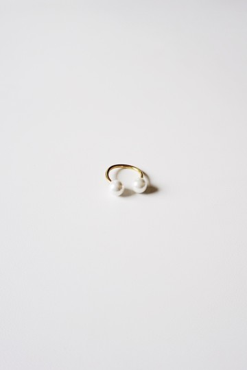Double Open Ring