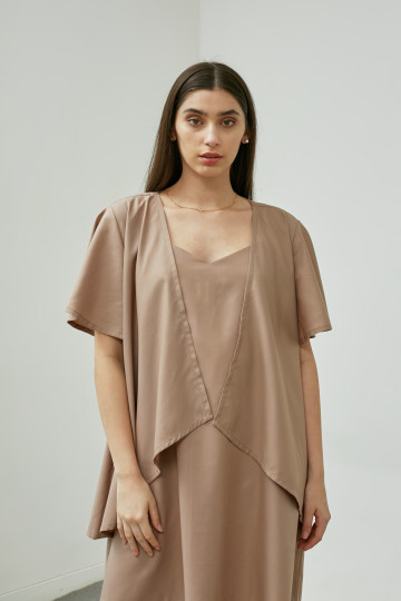 SICILI OUTER TAUPE