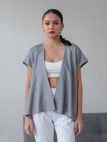 KIVA OUTER DARK GREY