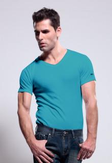 LGS Underwear - Blue - VNeck - 1 Pcs