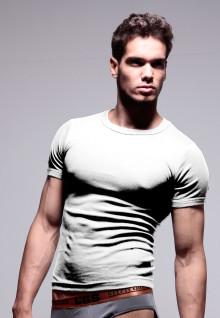 LGS Innerwear - White - Round Neck - 1 Pcs