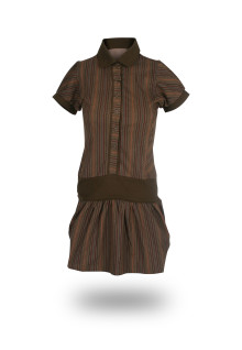 Regular Fit - Wangki - Brown - Basic Salur