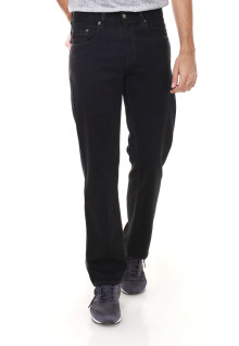 Regular Fit - Jeans Panjang - Hitam