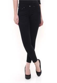Premium Jeans - Motif Basic - Hitam